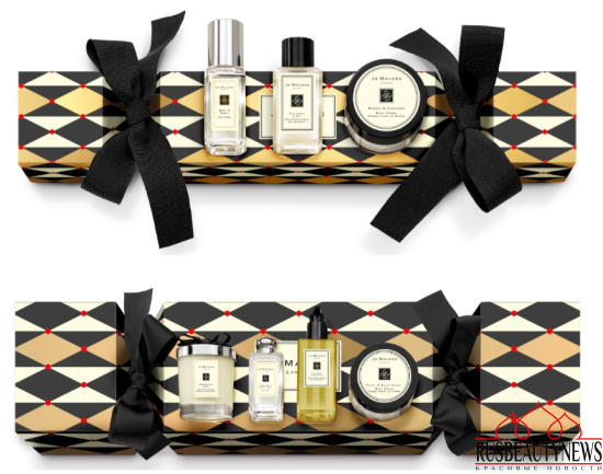Jo Malone Christmas 2016 Collection Christmas cracer