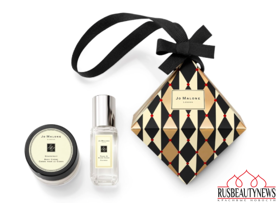 Jo Malone Christmas 2016 Collection Christmas ornament