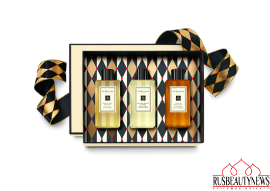 Jo Malone Christmas 2016 Collection bathtime collection