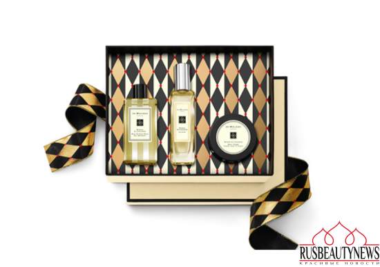 Jo Malone Christmas 2016 Collection mimosa and cardamom