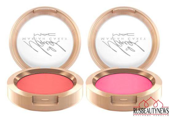 MAC Holiday 2016 Mariah Carey Collection blush