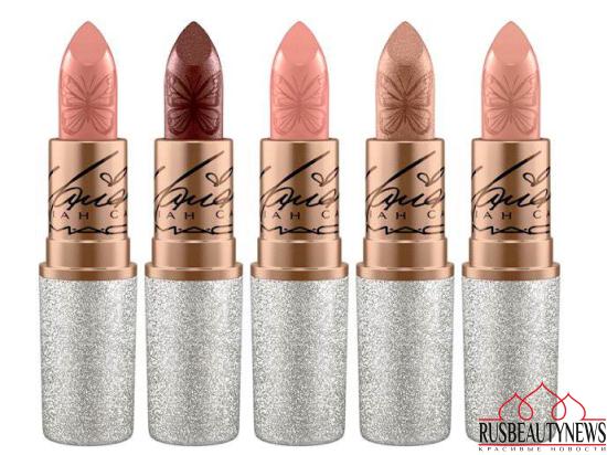 MAC Holiday 2016 Mariah Carey Collection lipstick