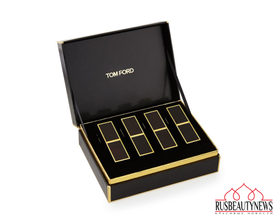 Tom Ford Holiday 2016 Lip Color Set набор