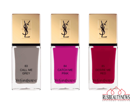 YSL La Laque Couture Colour-In-Oil