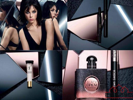 Yves Saint Laurent The Shock Eye Event Collection