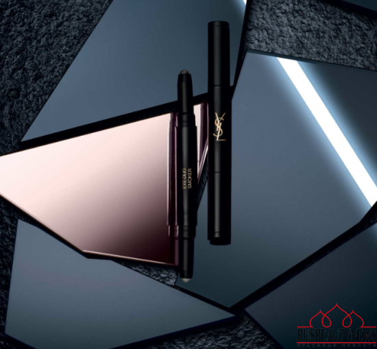 Yves Saint Laurent The Shock Eye Event Collection eye duo smoker