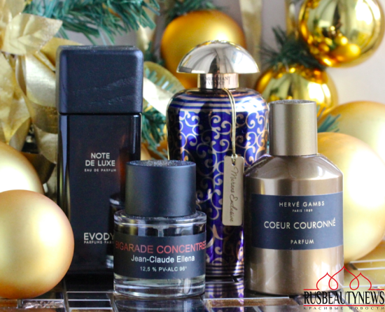 november parfume favorites