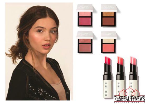 Bobbi Brown Spring 2017 Soft and Soft Collection