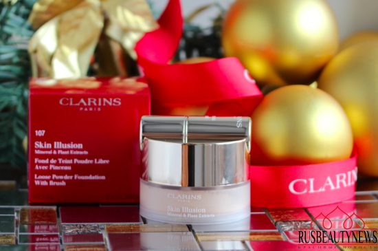 Clarins Skin Illusion Loose Powder Foundation my review