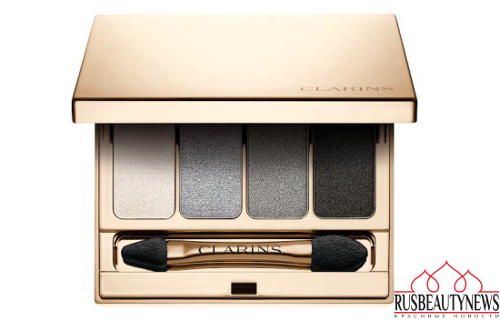 Clarins Spring 2017 Contouring Perfection Collection eyepalette