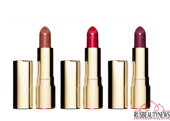Clarins Spring 2017 Contouring Perfection Collection lipstick