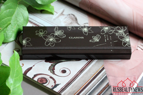 Clarins The Essentials Eye make-up palette 2016 review