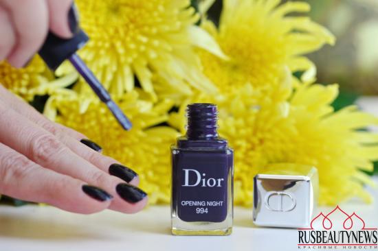 Dior Vernis 994 Opening night