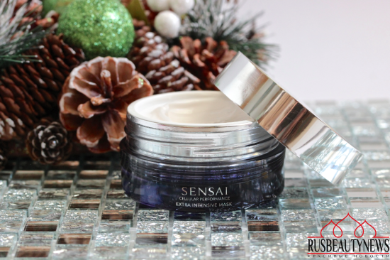 Kanebo Sensai Cellular Performance Extra Intensive Mask обзор