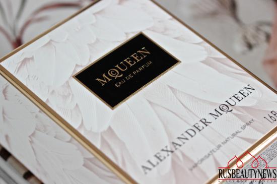 McQueen Eau de Parfum отзыв