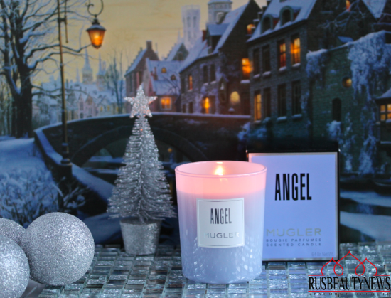Mugler Angel scented candle отзыв