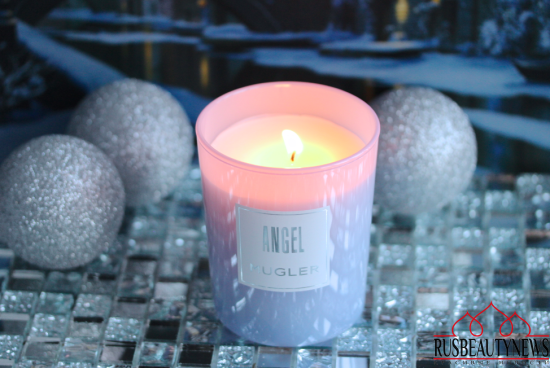 Mugler Angel scented candle