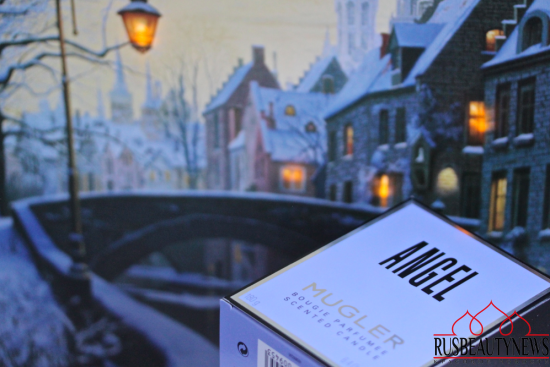 Mugler Angel scented candle review