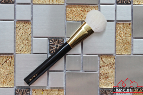 My favorite makeup brush Tom Ford