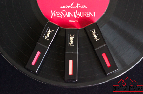 YSL Rouge Pur Couture Vernis A Levres Vinyl Cream обзор