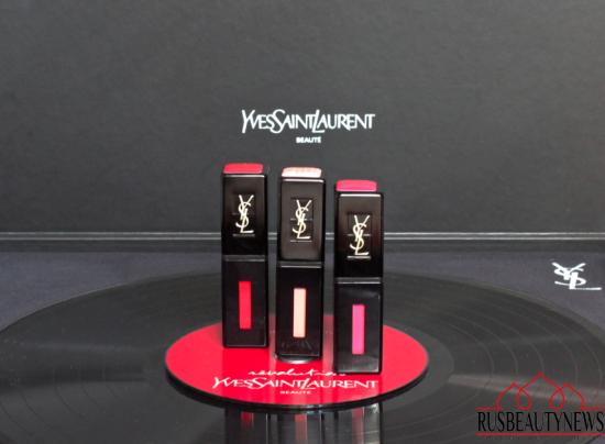 YSL Rouge Pur Couture Vernis A Levres Vinyl Cream отзыв