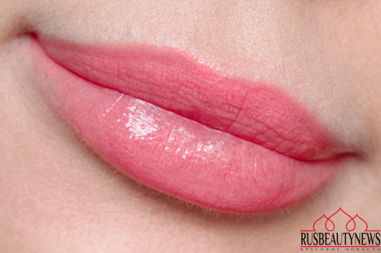 YSL Rouge Pur Couture Vernis A Levres Vinyl Cream 404 swatches