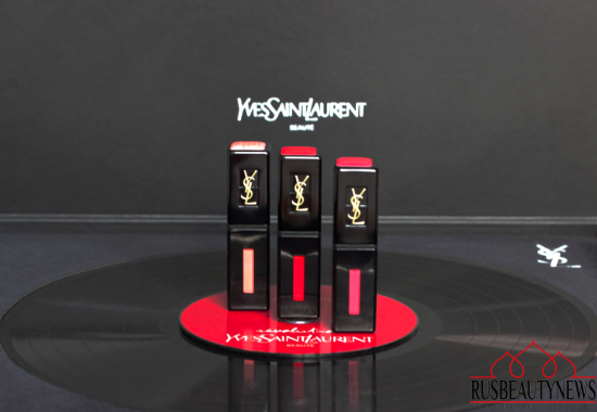 YSL Rouge Pur Couture Vernis A Levres Vinyl Cream Review