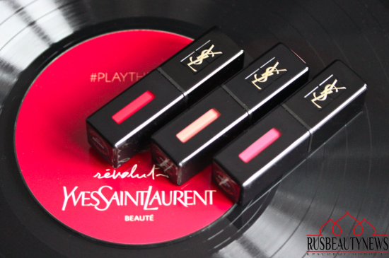 YSL Rouge Pur Couture Vernis A Levres Vinyl Cream