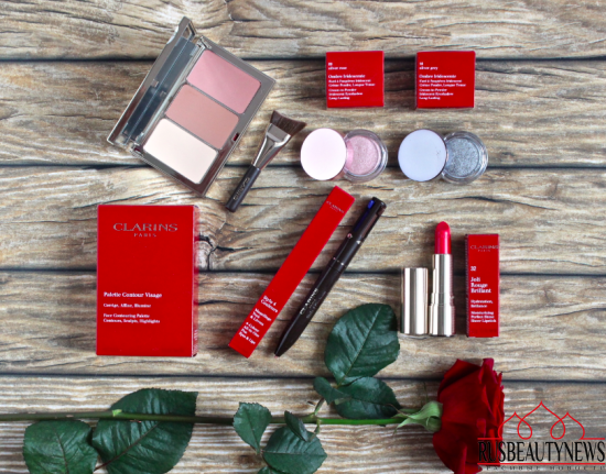 Clarins Contouring Perfection Collection Spring 2017 отзыв