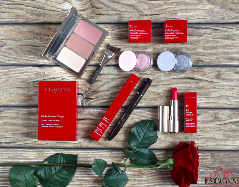 Clarins Contouring Perfection Collection Spring 2017 Review