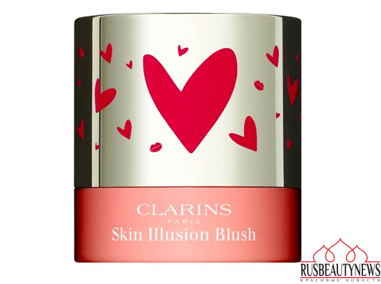 Clarins Spring 2017 Valentine's Day Collection blush