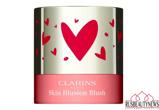 Clarins Spring 2017 Valentine's Day Collection blush2