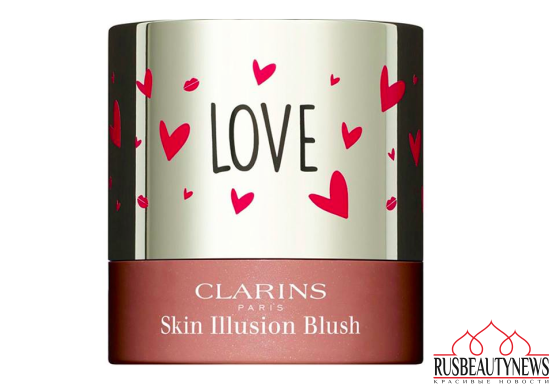 Clarins Spring 2017 Valentine's Day Collection blush3