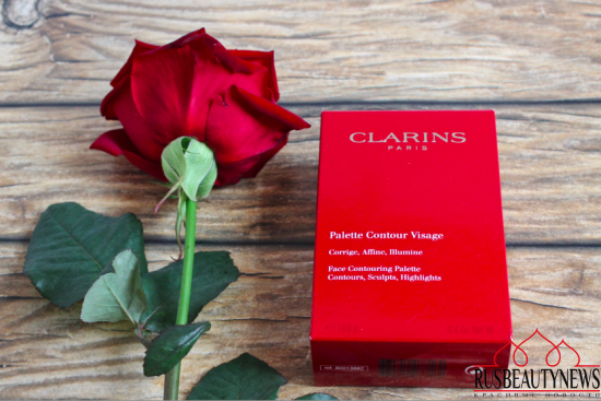 Clarins spring 2017 Palette Contour Visage