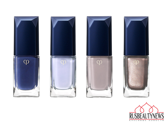 Cle de Peau Serene Beauty Spring 2017 collection nail 1