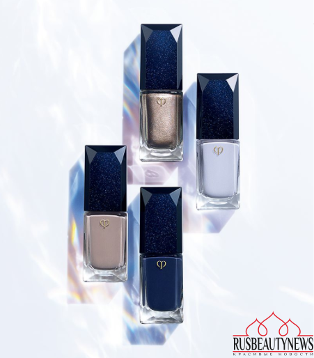 Cle de Peau Serene Beauty Spring 2017 collection nail