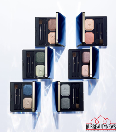 Cle de Peau Serene Beauty Spring 2017 collection shadow