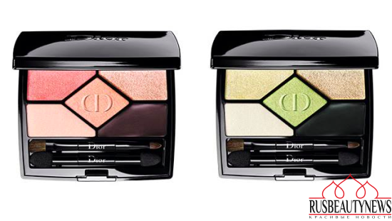 Dior Spring 2017 Maria Grazia Chiuri Collection eyepalette