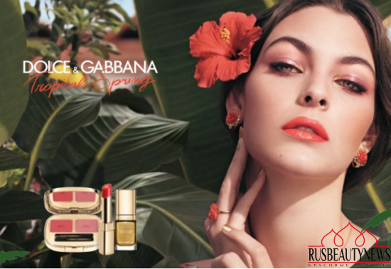 Dolce&Gabbana Tropical Spring Collection