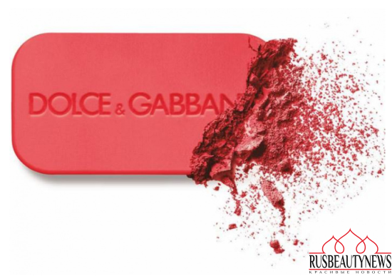 Dolce&Gabbana Tropical Spring Collection blush