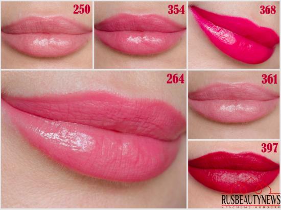 Lancome L'Absolu Rouge makeup
