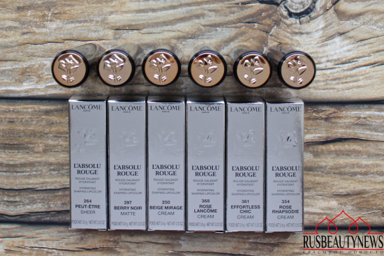 Lancome L'Absolu Rouge review