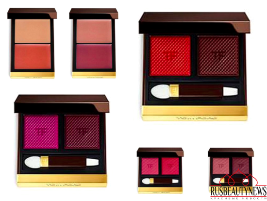 Tom Ford Beauty Spring 2017 Collection
