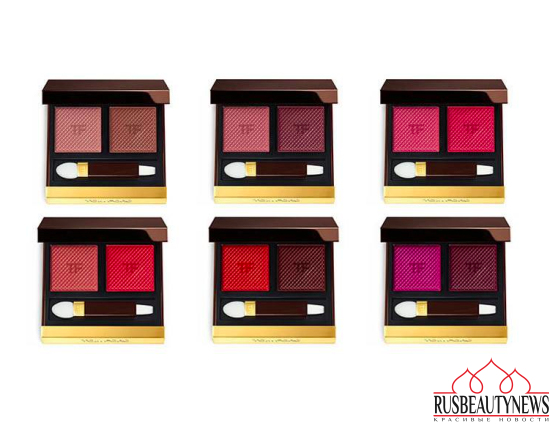Tom Ford Beauty Spring 2017 Collection lipstick