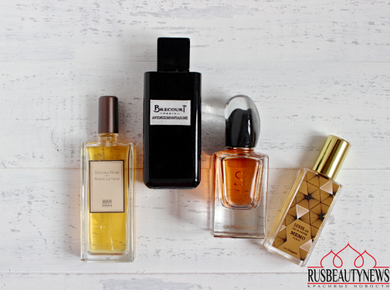 favorites parfum