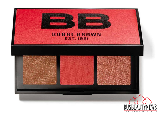 Bobbi Brown Havana Brights Spring 2017 Collection palette1