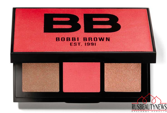 Bobbi Brown Havana Brights Spring 2017 Collection palette2