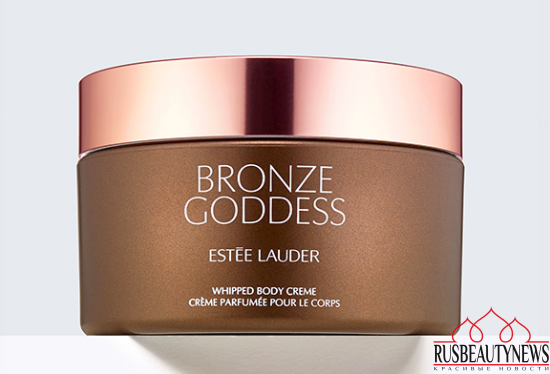 EL Bronze Goddess Whipped Body Creme