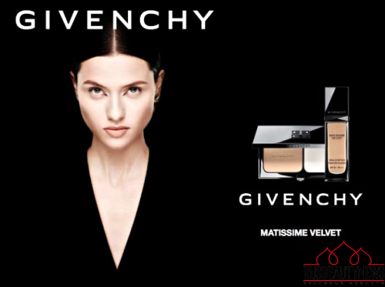 Givenchy Matissime Velvet collection обзор