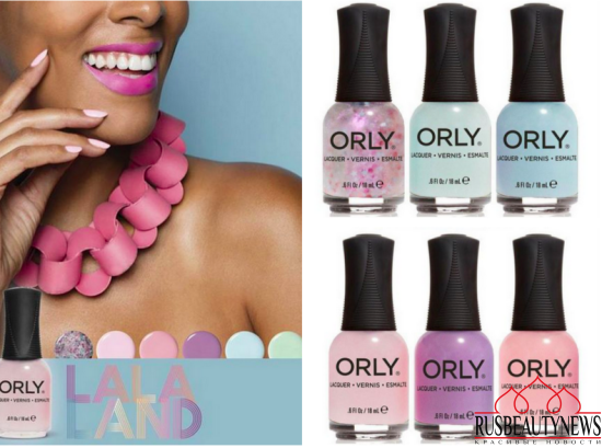 ORLY Spring 2017 La La Land Collection